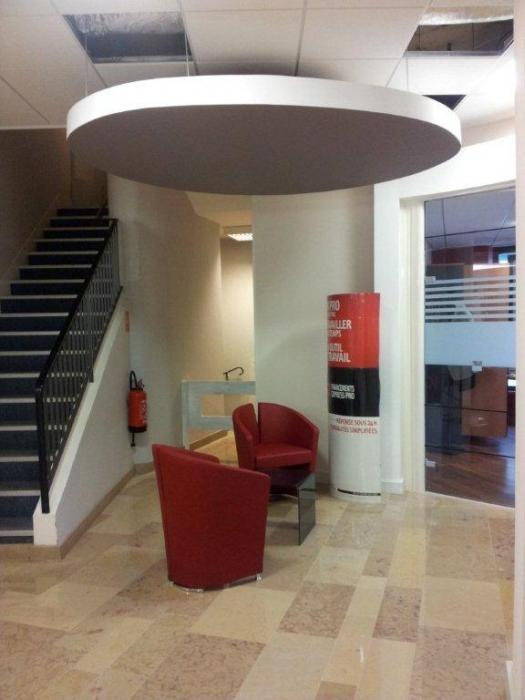 am nagement agences bancaires agencement soci t g n rale. Black Bedroom Furniture Sets. Home Design Ideas